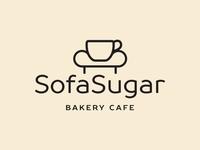 Logo for Sofa Sugar bakery cafe