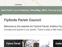 Parish Council Site