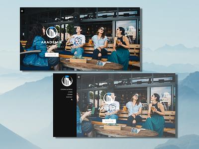 Dorm - website and logo idea ui ux webdesign website logo design