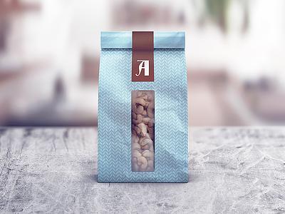 Paper bag mockup  5