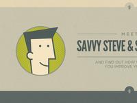Savvy Steve