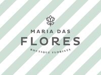 Maria das Flores — Logo