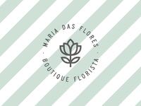 Maria das Flores — Stamp