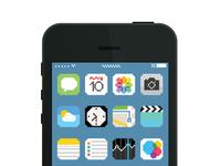 IOS7 8-bit icons