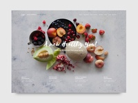 Nutrionist Site Template
