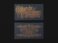 TLCA Business Cards