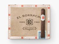 El Borracho cigars