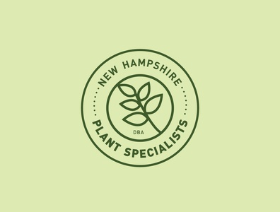 New Logo for NH Plant Specialists