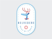 Belv The Deer Icon