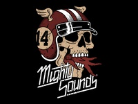 Mighty sounds - hot rod rider