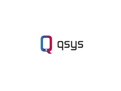 Qsystems software logo