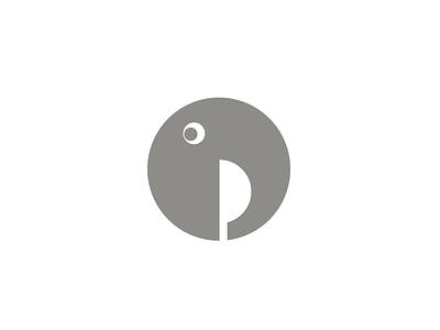 Elephant Logo logo designer pavel surovy communication agency symbol brand branding logo design logo