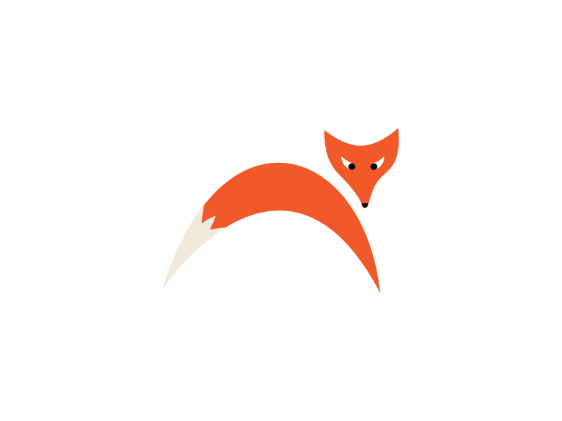 Fox By Communication Agency Dribbble Dribbble