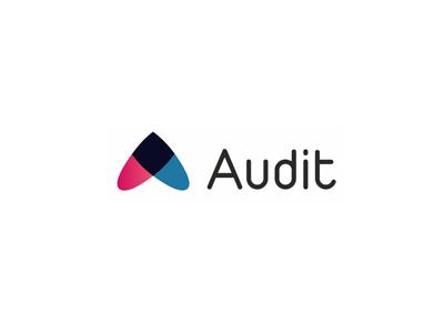 Audit & Finance communication audit finance bank a logo design logo logo designer pavel surovy communication agency brand symbol design