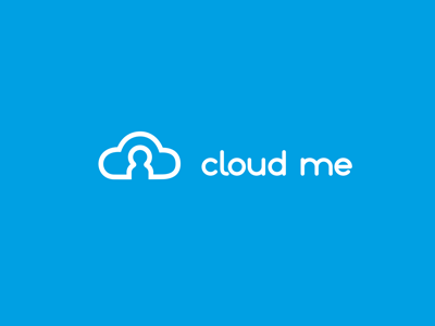 Cloud Me logo design branding brand symbol communication agency pavel surovy logo designer