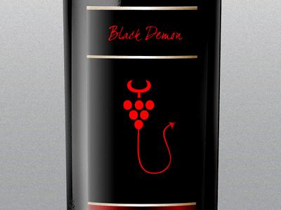 Wine Black Demon