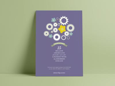 Alzheimer's Association Poster