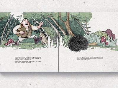 MARA. History of old swamps. Book for children. illustration art procreate children book illustrator illustrations children book illustration charcter design cartoon book illustration