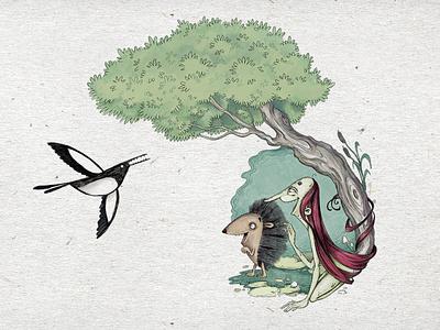 MARA. History of old swamps. Book for children. picture procreate children book illustration illustrator illustrations charcter design children book cartoon book illustration