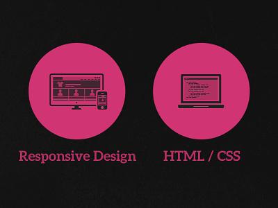 Skills icons skills icons html css responsive design