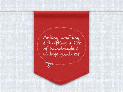Ribbon ribbon stitching scissors