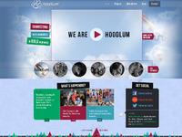Hoodlum site design