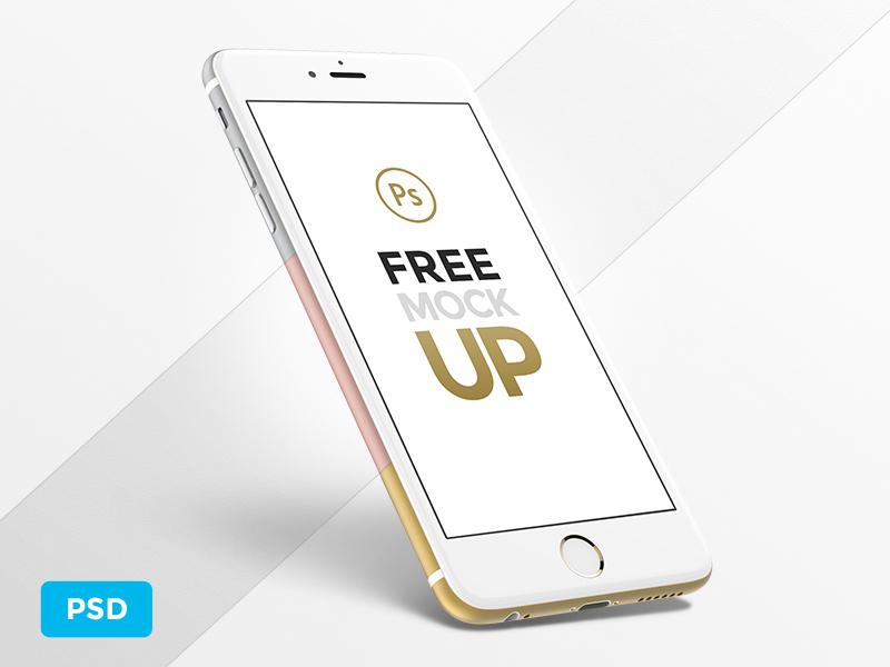 iPhone MockUp Free app mobile design kavoon iphone 6 free mockup iphone