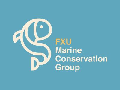 FMCG fish conservation icon logo
