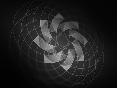Blenderguru Grid blender blend flower circles grid alexwende logodesign logo symbol