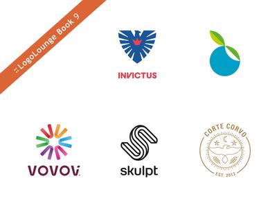 LogoLounge Book 9  logos logolounge logodesign alexwende