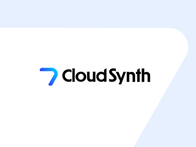 cloudsynth logo design