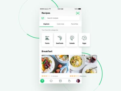 Recipe App - Explore recipes
