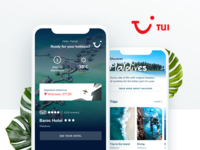 TUI Holiday - Concept App