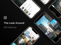 The Look Around - Instagram AR Feature