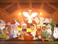 An Unusual Nativity