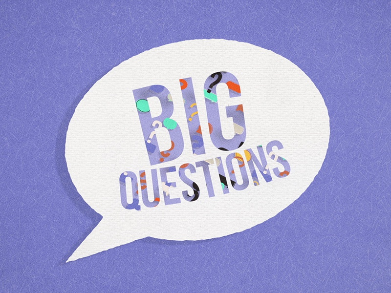 the big picture questions Here are five things you can do to help your team see the big pic picture,  questions like these will help you create awareness and understanding in others.