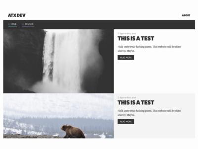 Blog Redesign V2