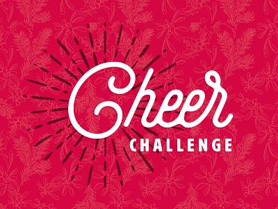 Cheer Challenge logo