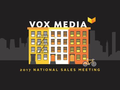 Snap Filter vox media brooklyn snapchat
