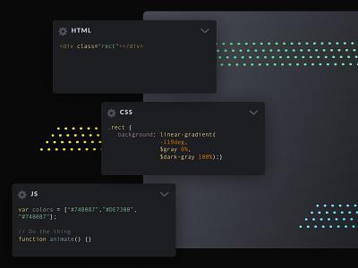 Codepen Editor code illustration codepen