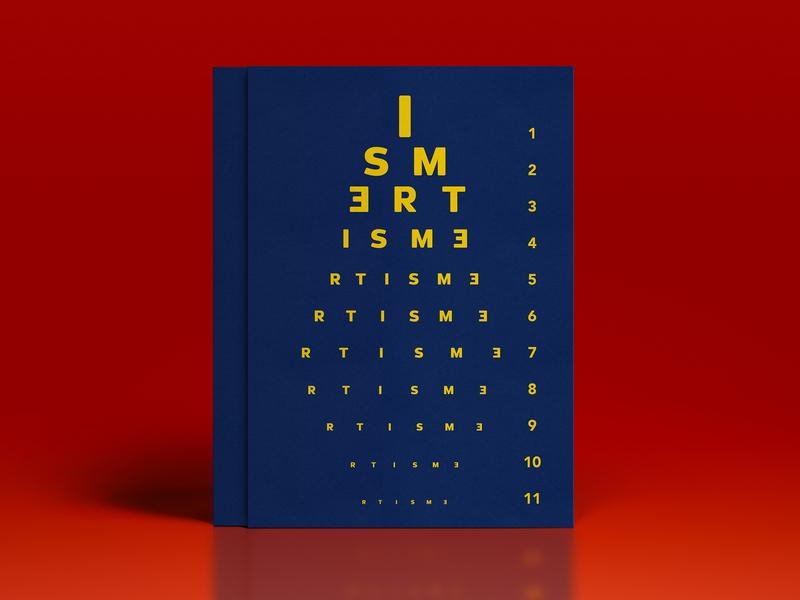 Free Eye Test eye branding eye test typography design logo