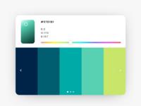 Color Picker - Daily UI 060