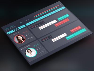 Workload Management work dashboard workload interface time management team
