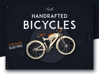 Handcrafted Vintage Bicycles