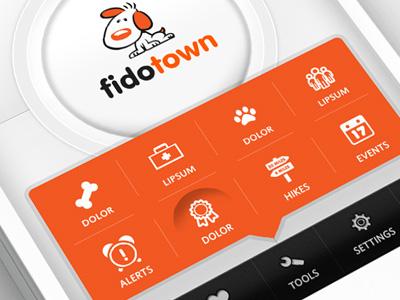 Fidotown screens home submen2a