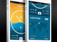 Simple Daylight App - Add Location