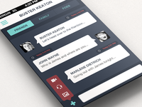 Chat - iPhone App