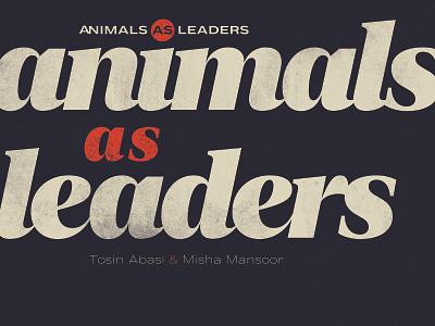 Animals as Leaders - Animals as Leaders LP animals as leaders rock djent jazz cover reid miles blue note lp