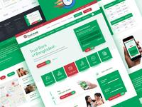 Trust Bank Website Redesign (Sneak Peek)