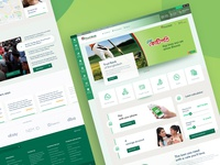 Trust Bank Website Redesign V2